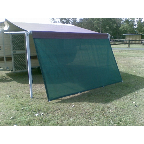 Touch N Go Front Of Awning Curtains